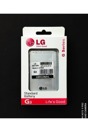 LG G3 /g3 Stylus Bl-53yh Orjinal Batarya Pil 3000mah