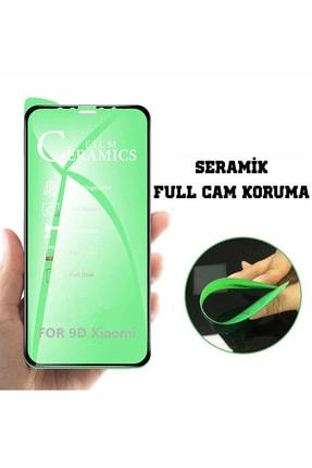 Bahar Iphone 7 / 8 Plus Seramik Esnek Full Cam Koruma