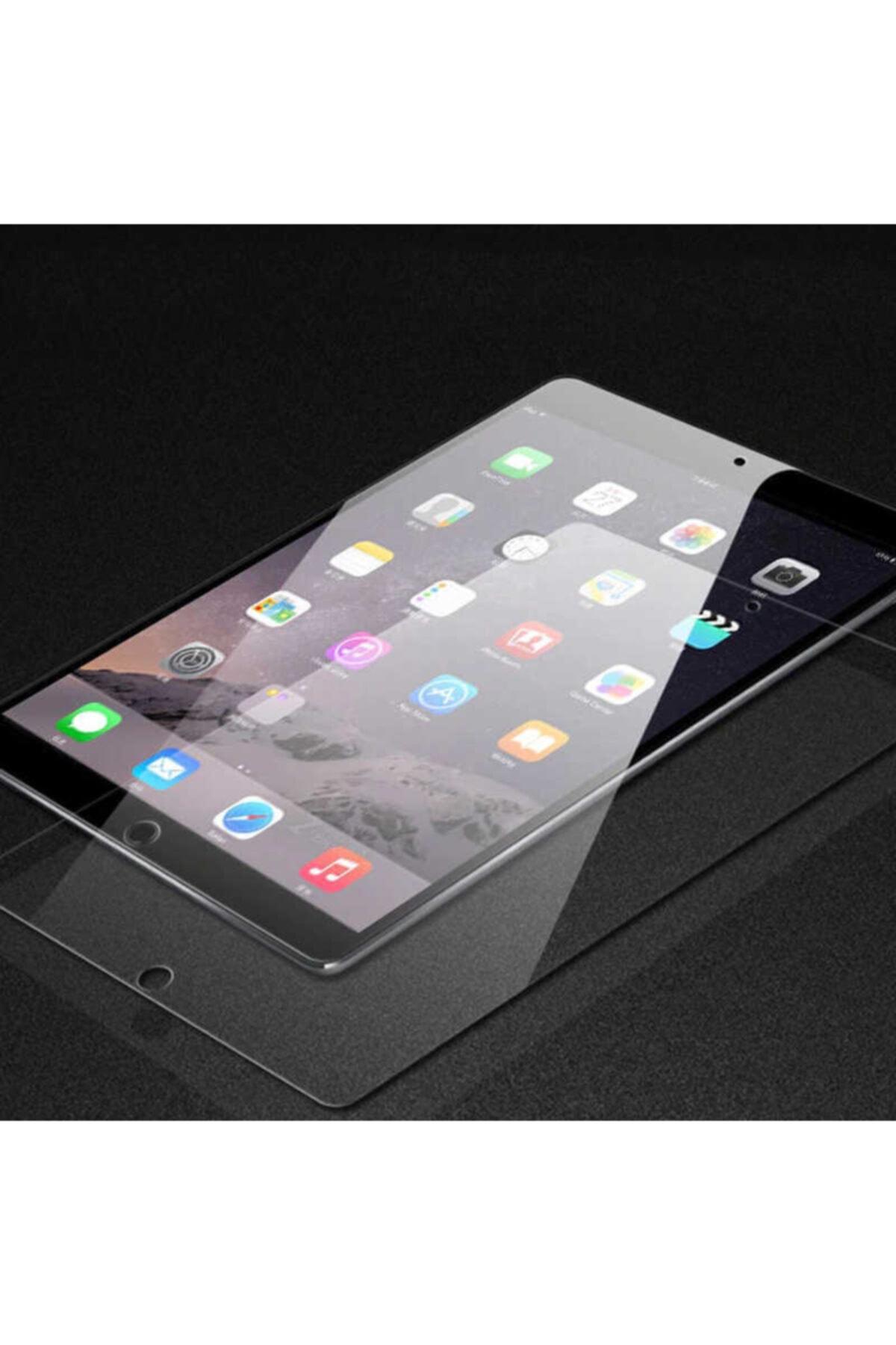 zore Apple New Ipad Pro 12.9 2018 Temperli Cam Ekran Koruyucu - 2
