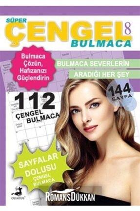 Olimpos Yayınları Süper Çengel Bulmaca 8