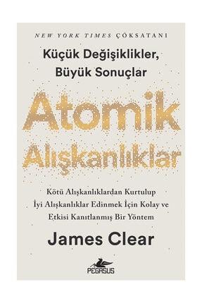Pegasus Yayınları Atomik Alışkanlıklar – James Clear