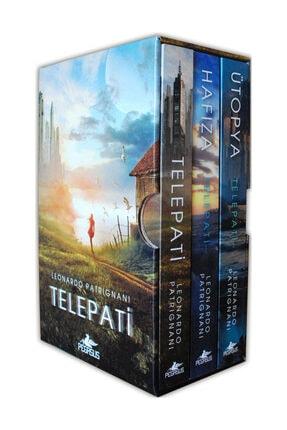 Pegasus Yayınları Telepati Serisi Kutulu Set (3 Kitap) - Leonardo Patrignani