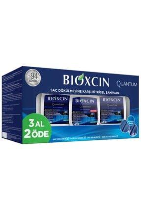 Bioxcin Quantum Yağlı Saçlara Özel Şampuan 300ml   3 Al 2 Öde