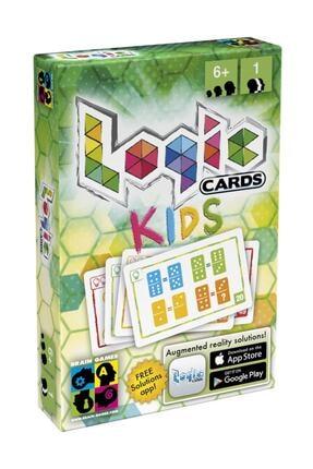 Brain Games Mantık Kartları Çocuk Logic Cards Kids