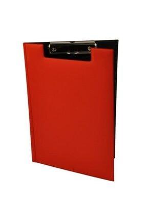 Bafix Vip Sekreterlik Kapaklı A-4 Kırmızı Bfx-1803