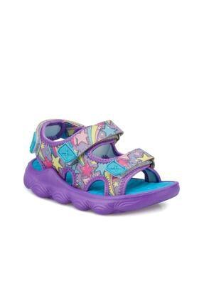 Kinetix ZENIT Mor Kız Çocuk Sandalet 100507640