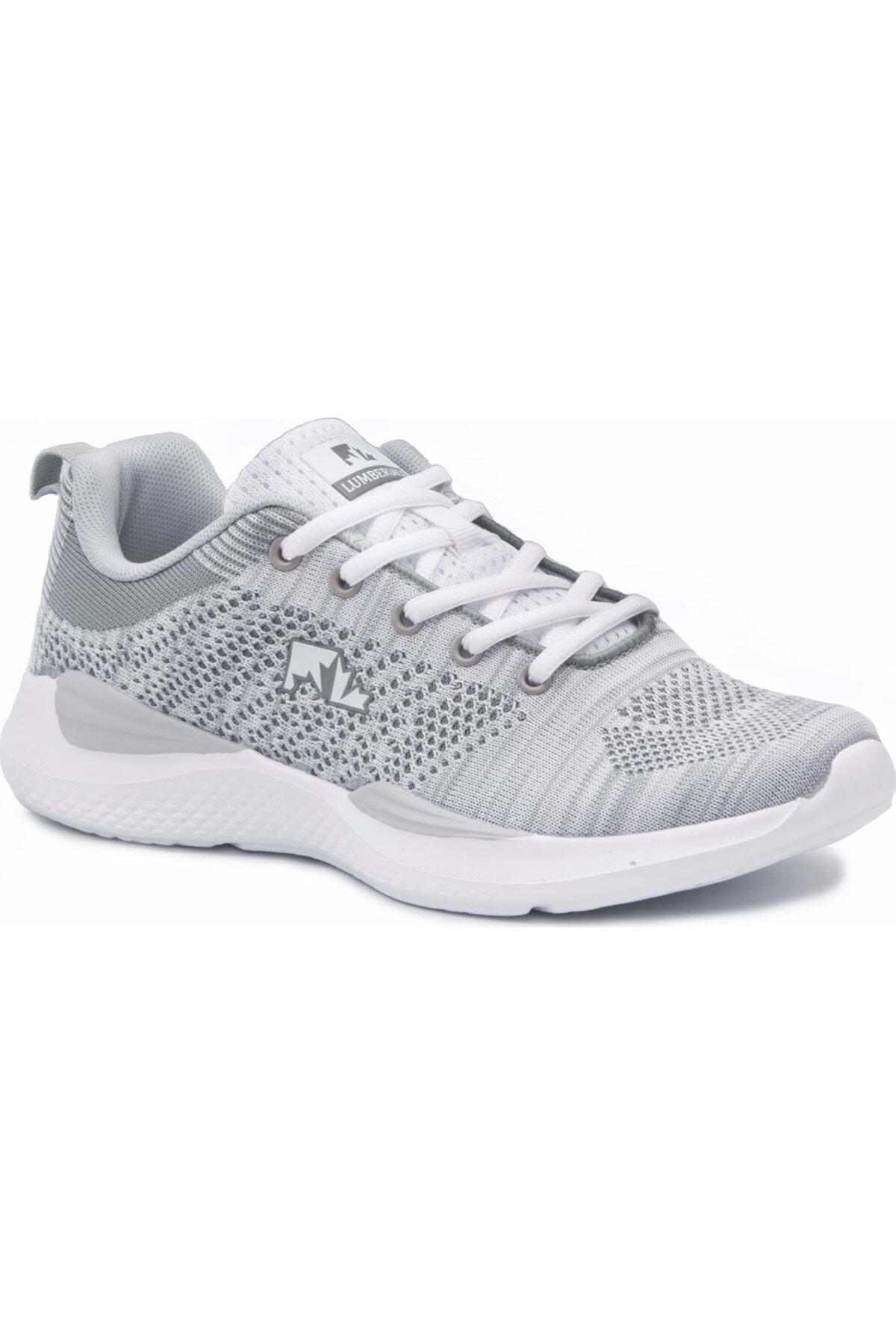 lumberjack WOLKY 1FX Beyaz Kadın Koşu Ayakkabısı 100787330 1