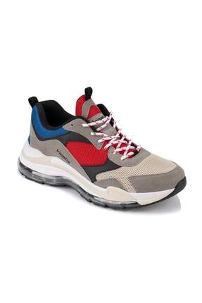 Kinetix HARLOW 9PR Gri Erkek Sneaker Ayakkabı 100433446