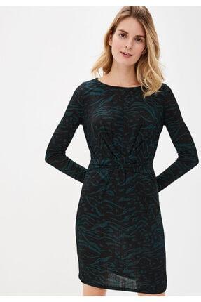 Only Kadın Yeşil Uzun Kollu Örme Elbise
