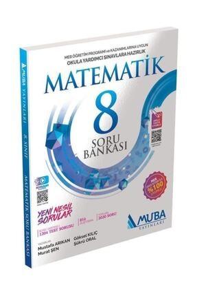 Muba Yayınları Muba 8. Sınıf Matematik Soru Bankası