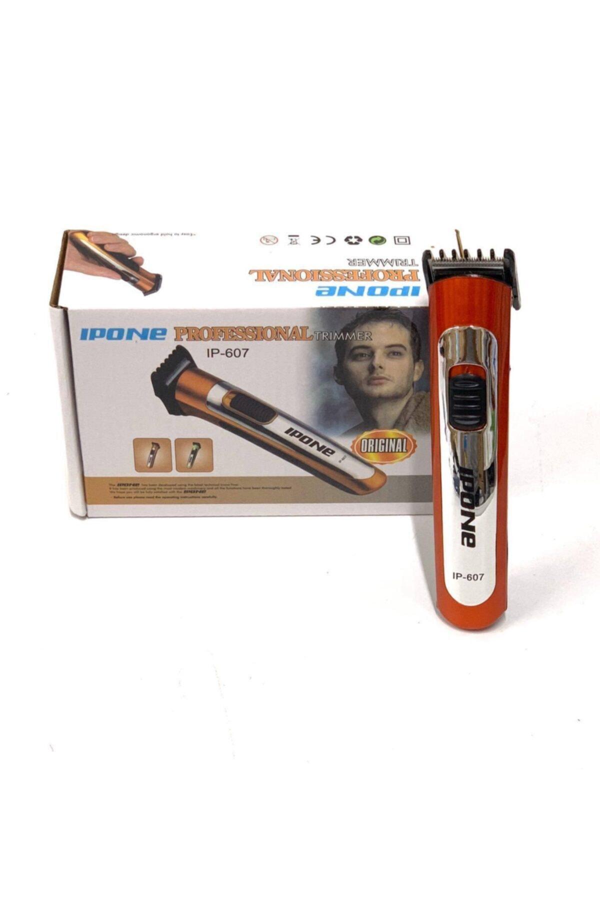 Ipone Ip-609x Pro Şarjlı Saç Sakal Tıraş Makinesi 2