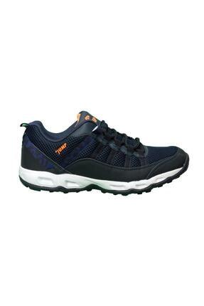 Jump Erkek Lacivert -siyah Günlük Spor Yürüyüş Ayakkabı 21088