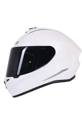 AXXIS Kask Draken Whıte Motosiklet Kaskı
