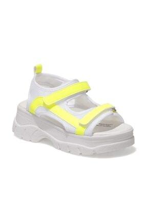 Polaris 512706.F1FX Sarı Kız Çocuk Sandalet 101018935