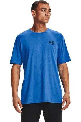 Under Armour Erkek Spor T-Shirt- UA SPORTSTYLE LC SS - 1326799-787