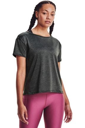 Under Armour Kadın Spor T-Shirt - UA Tech Vent SS - 1364661-001