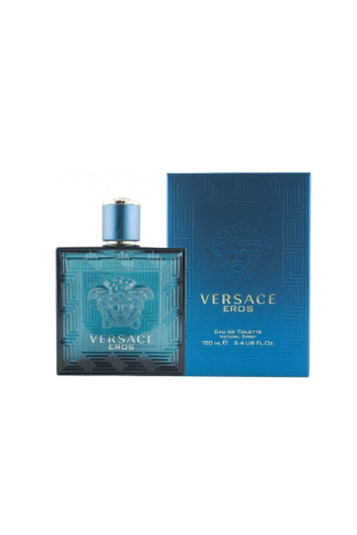 Versace Eros Edt 100 ml Erkek Parfümü 8011003809219 1