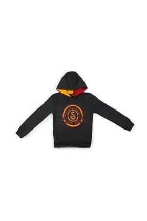 Galatasaray Unisex Bebek Siyah Sweatshirt C192050
