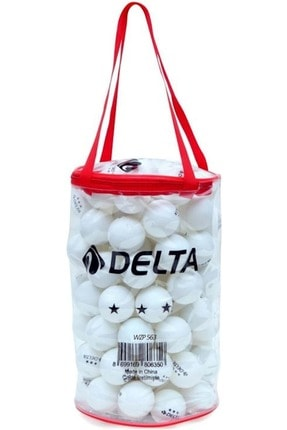 Delta 100 Lü Beyaz Pinpon Topu