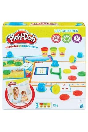 Play Doh Rakamlar ve Sayılar