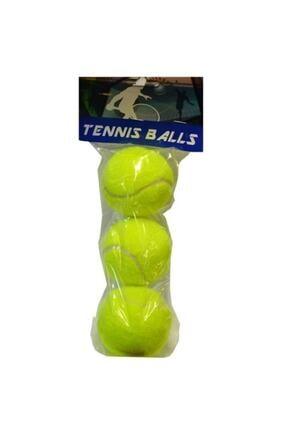 ALTIS Yeşil Tenis Topu 3'lü