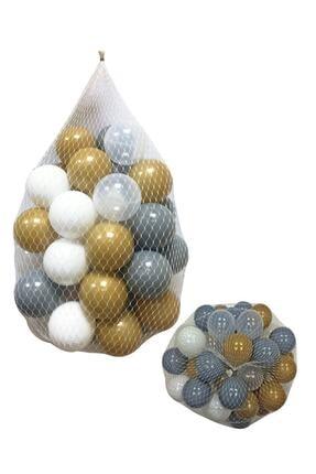 Ay Baby Aybaby Havuz Topu 6cm 50li - Gold