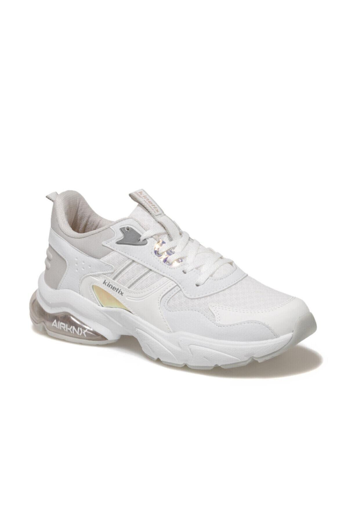Kinetix FIORA W Beyaz Kadın Koşu Ayakkabısı 100538643 1