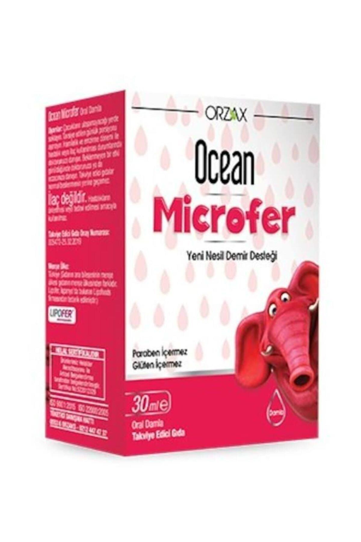 Ocean Orzax Microfer Damla 30 Ml 1