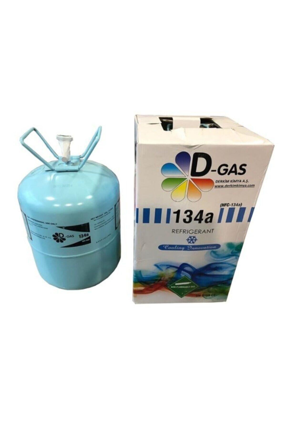 D GAS Klima Gazı 13.6kg R134a 1