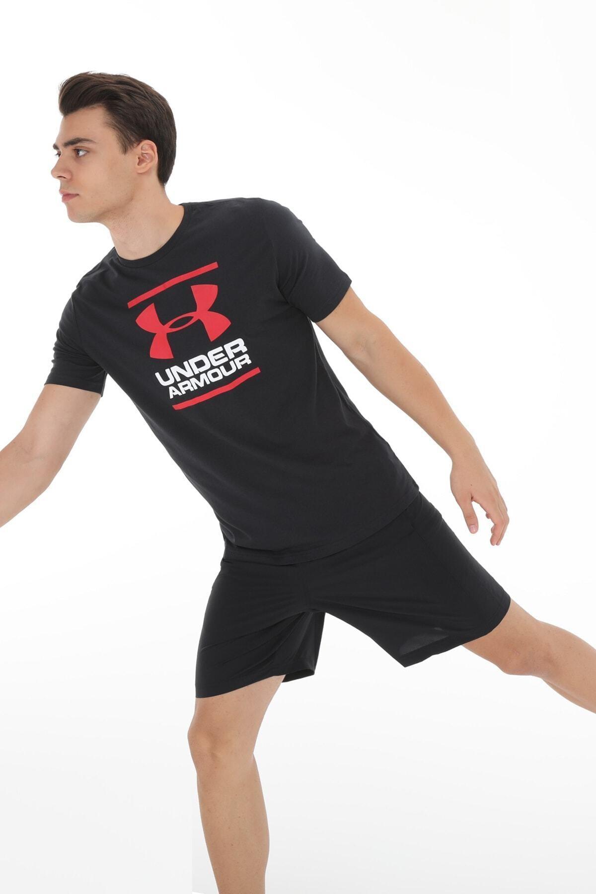 Under Armour Erkek Spor T-Shirt - UA GL Foundation SS T - 1326849-001 2