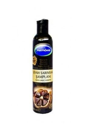 Mecitefendi Siyah Sarımsak Şampuanı 250 ml
