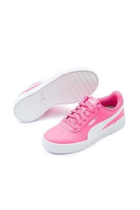 Puma Kadın Pembe Carina L Jr Azalea Pink Sneaker 37067716