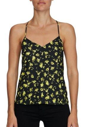 Calvin Klein Kadın Sıyah Gömlek