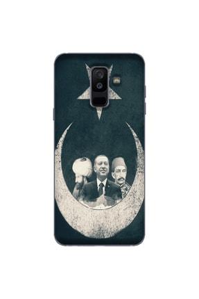 zore Samsung Galaxy A6 Plus Kişiye Özel Baskılı Telefon Kılıfı / Case21-267