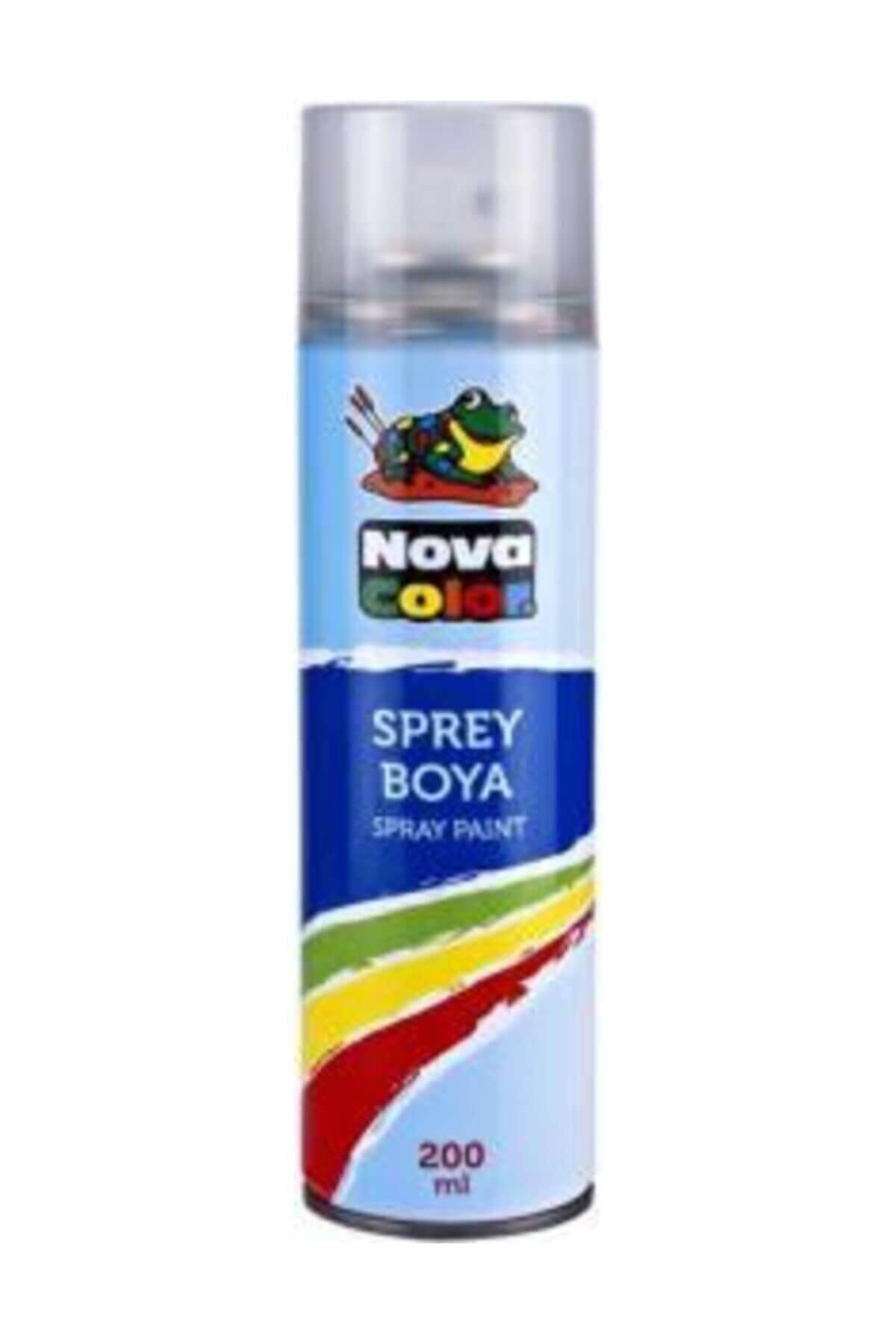 Nova Color Sprey Vernik 200 ml 2