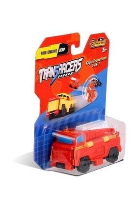 Mega Oyuncak Transracers Itfaiye/jip Yw463875 05