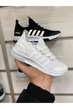 edaaksoyhome Beyaz Çocuk Spor Ayakkabı