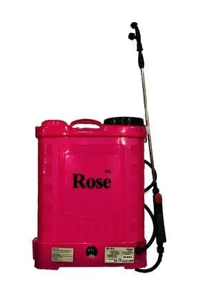 Baco Rose Akülü Şarjlı 16 Lt Sırt Ilaçlama Pompası