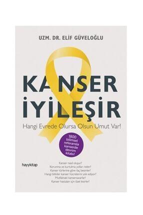 Hayykitap Kanser İyileşir Elif Güveloğlu 9786055181765