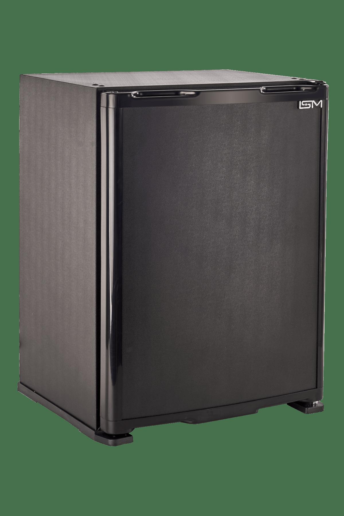 ISM Siyah Blok Kapı 27 Litre Minibar Mini Buzdolabı Sm-27