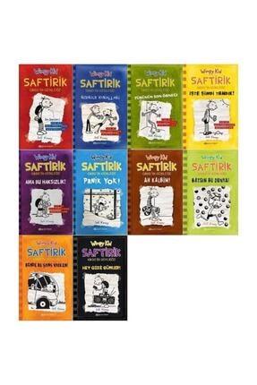 Epsilon Yayınevi Saftirik Greg'in Günlüğü Serisi 1-10 ( 10 Kitap Set )