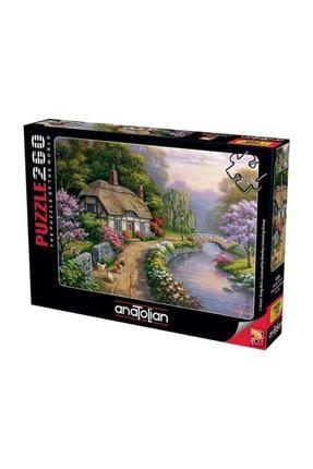 Anatolıan Puzzle Anatolian 260 Parça Söğütlü Konak 3320