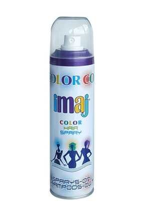 İmaj Color Saç Spreyi Mor 100 Ml