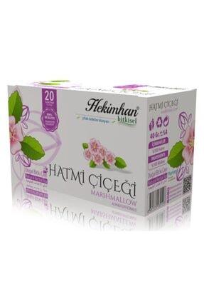 Hekimhan Hatmi Çiçeği Doğal Bitki Çayı ( 20'li Süzen Poşet )