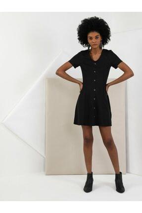 Colin's KADIN Regular Fit Kadın Siyah Elbise CL1047988