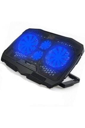 versatile Vrc-d17 Notebook Laptop Soğutucu Ledli Işıklı 4 Fan