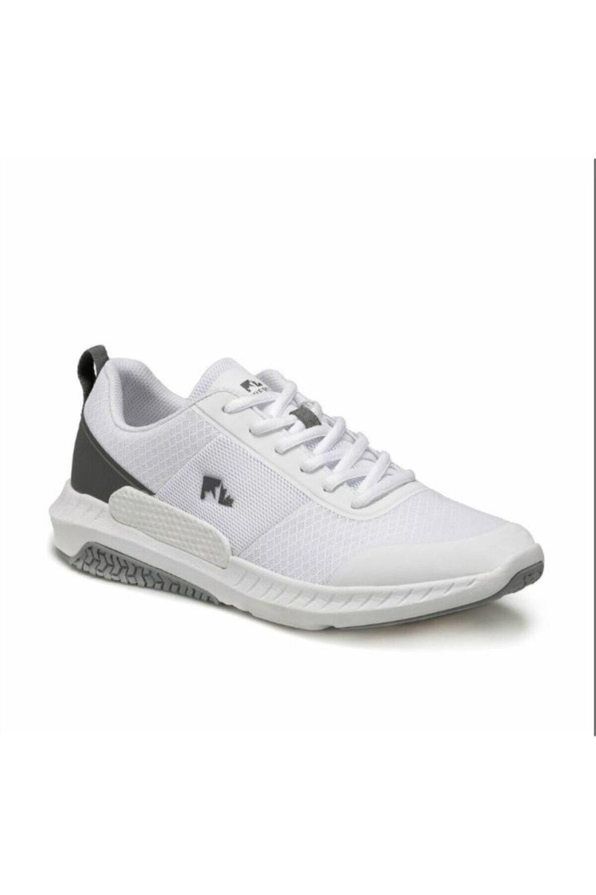 lumberjack AZURA Beyaz Erkek Koşu Ayakkabısı 100497475 2