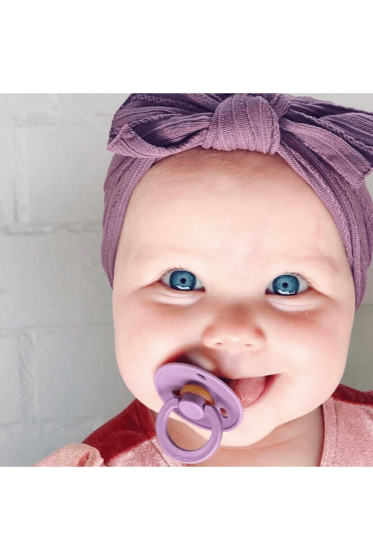 Bibs Lavender Colour Emzik 0-6 Ay 2