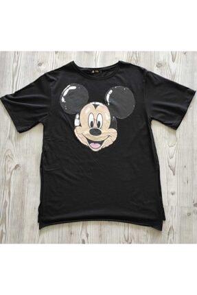 Karaca Kadın Siyah Mickey Tunik