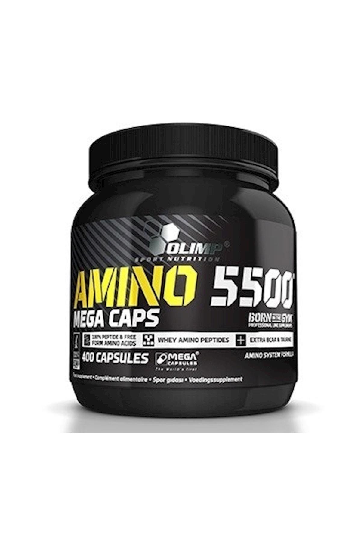 Olimp Amino 5500 400 Mega Kapsül 1